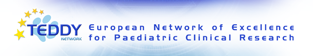 TEDDY – European Network of Excellence for Paediatric Clinical Research